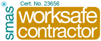 worksafe contractor, SMAS